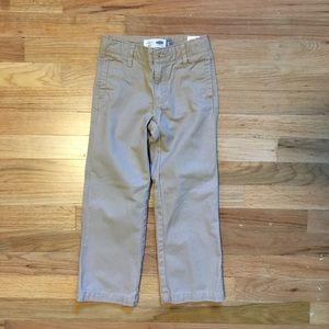 Old Navy toddler boy's khaki pants.